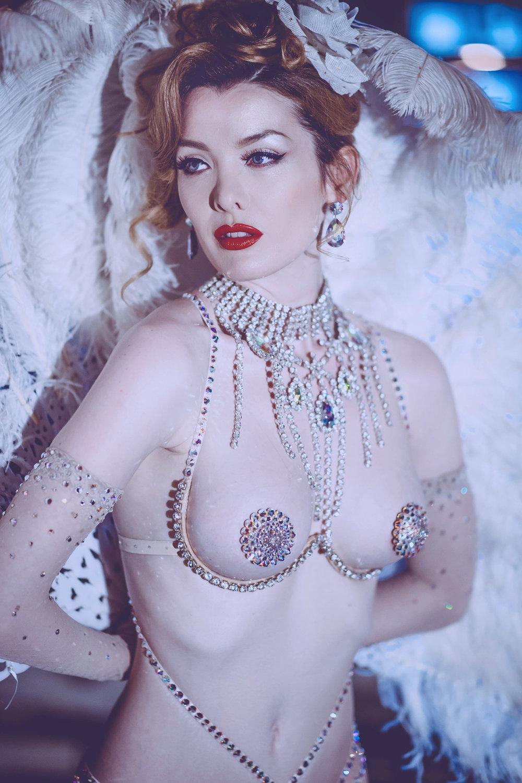 Miranda photographed by Kaylin Idora