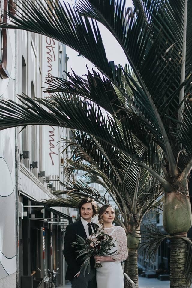 Auckland CBD Wedding
