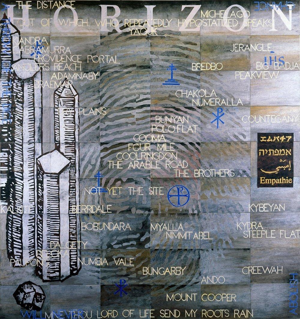 Landprint VII, 2001