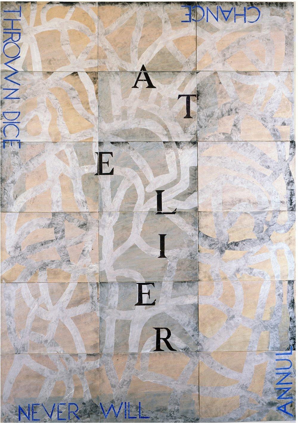 Atelier II, 2001