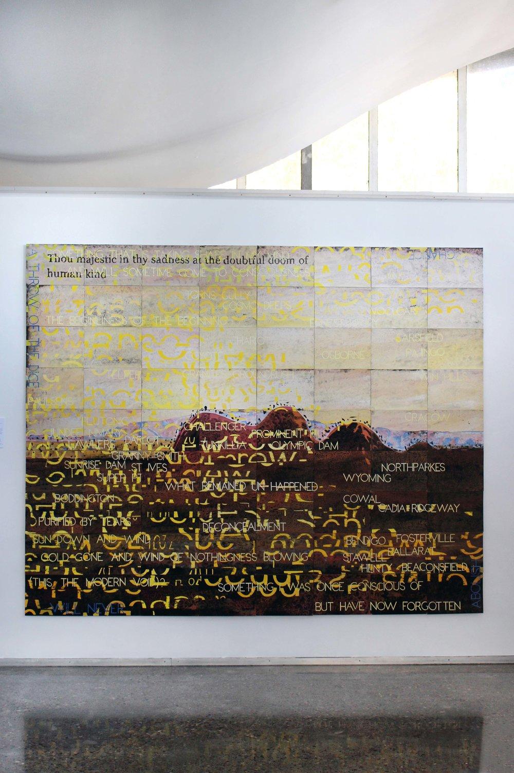 Melancholy Landscape V, 2010