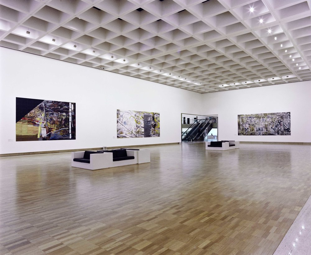 'Paintings for Venice', Installation View