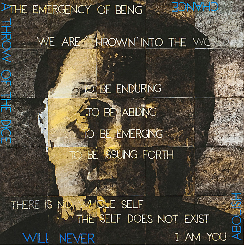 The Emergency of Being, 2013