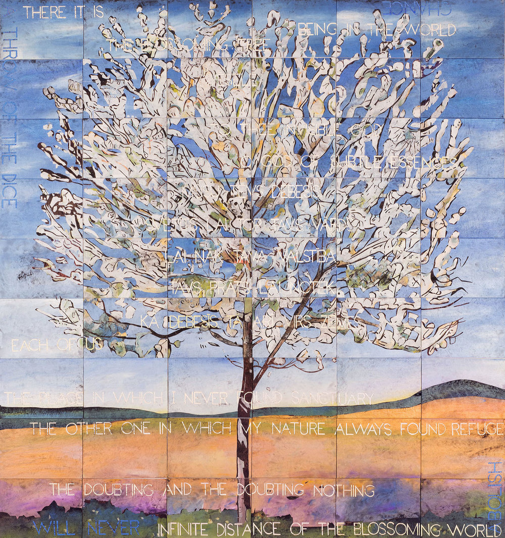 The Blossoming Tree, 2017