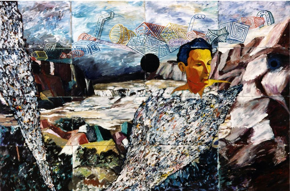 Displacement of Feeling, 1984