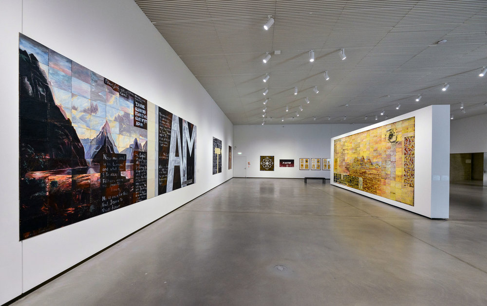 Journey to Nowhere, Installation View