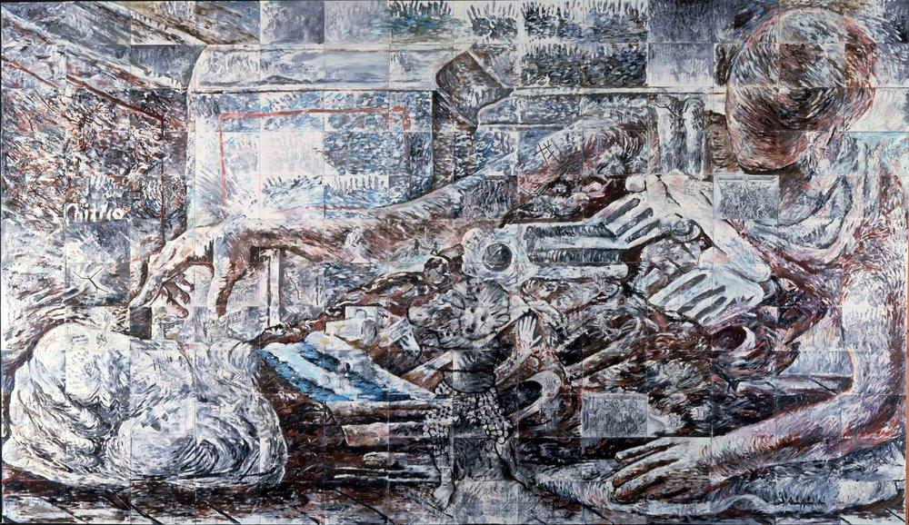 Pataphysical Man, 1984