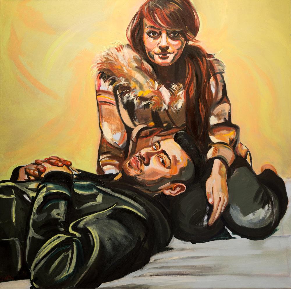 Charlotte Castillo Oils / Acrylics