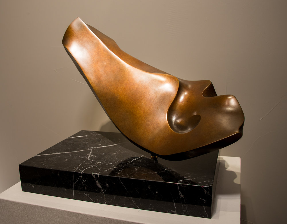 David Foster Sculpture