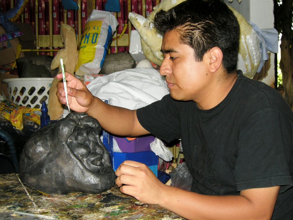 Friends of Oaxacan Folk Art — Papier mache #3.jpeg