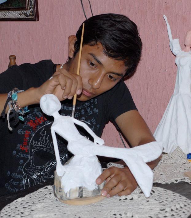 Friends of Oaxacan Folk Art — Papier mache #7.jpg