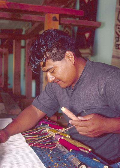 Friends of Oaxacan Folk Art — Textiles #9.jpeg