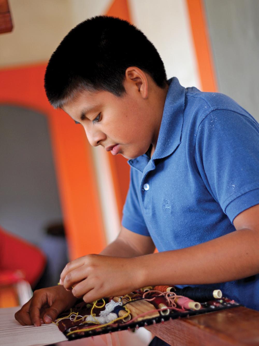 Friends of Oaxacan Folk Art — Textiles #35.jpg