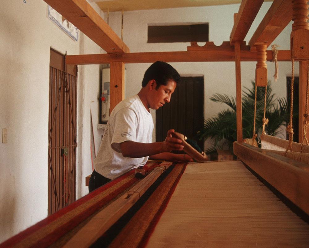 Friends of Oaxacan Folk Art — Textiles #39.jpg