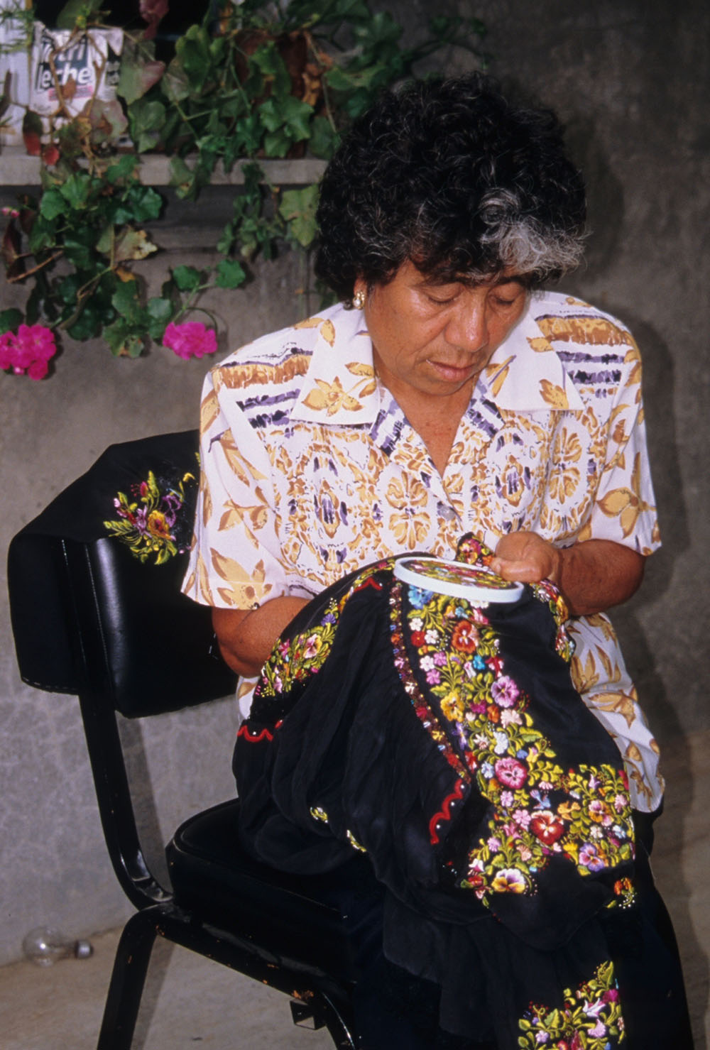Friends of Oaxacan Folk Art — Textiles #64.jpg