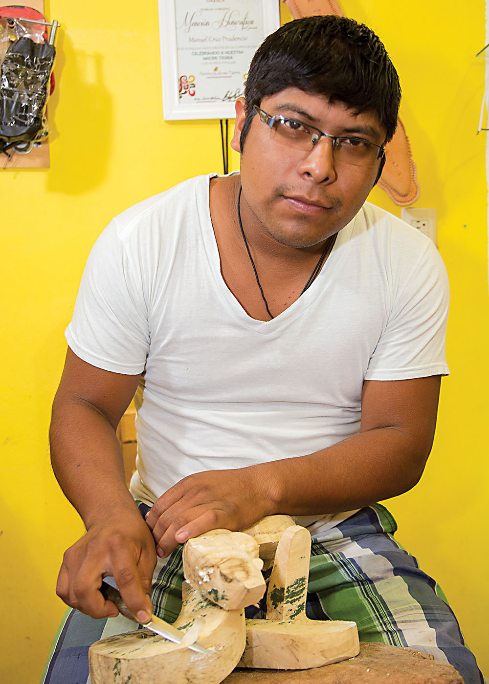 Friends of Oaxacan Folk Art — Woodcarving #27.jpg