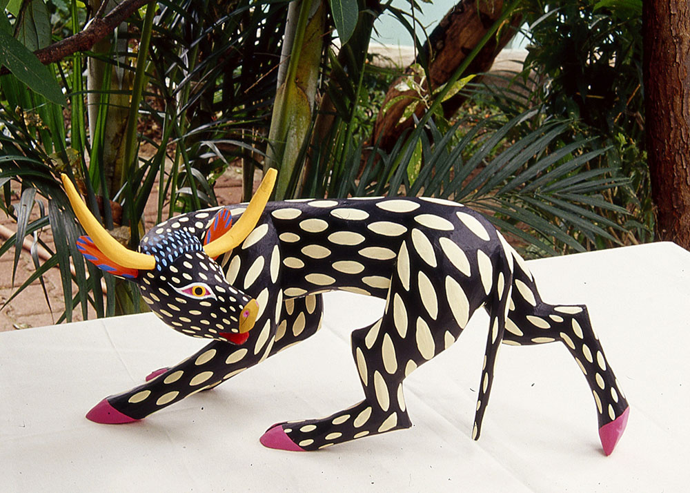 Friends of Oaxacan Folk Art — Woodcarving #30.jpg
