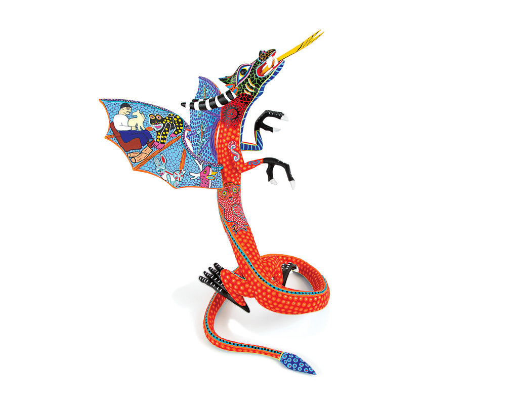 Friends of Oaxacan Folk Art — Woodcarving #38.jpg