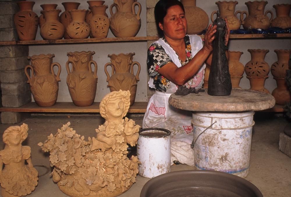 Friends of Oaxacan Folk Art — Terracotta #11.jpeg