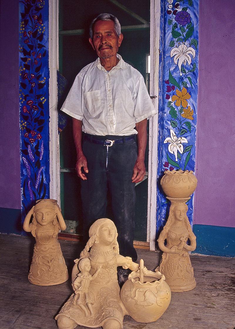 Friends of Oaxacan Folk Art — Terracotta #20.jpeg