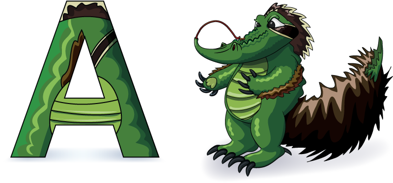Allieater 1.0 - Alligator and Anteater