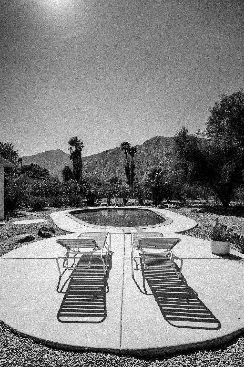 William Krisel, 1959. Borrego Springs