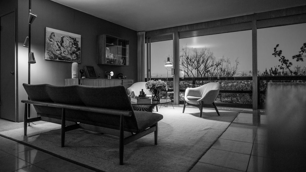Lillie residence. Lloyd Ruocco, 1958