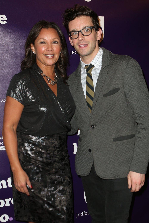 Vanessa Williams & Michael Urie