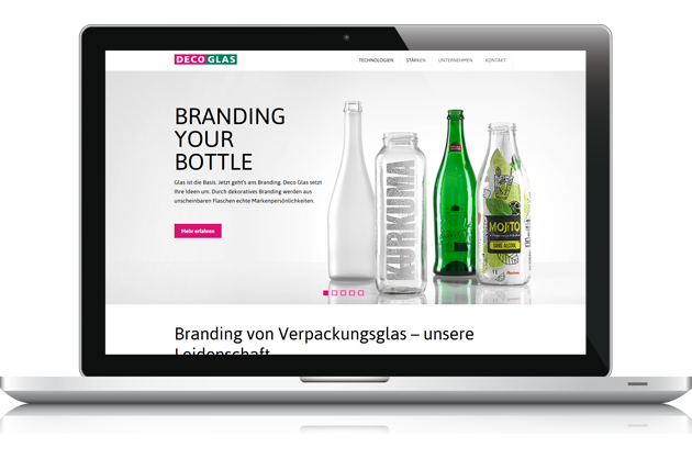 11/2015 RelaunchDeco Glas - Feinkonzeption, Headlines, Webtexte by BONNINSKIWebdesign & Art Direction: Kathrin Rolfsen/avarisdriven by: CMS Administrator