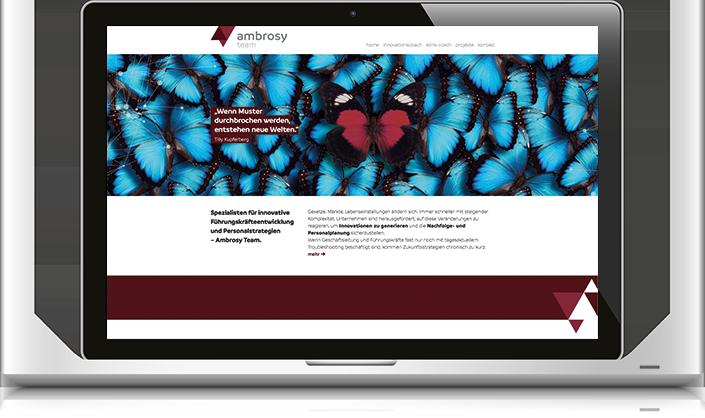 01/2019 LaunchAmbrosy-Team - Konzeption & Webtexte by BONNINSKI