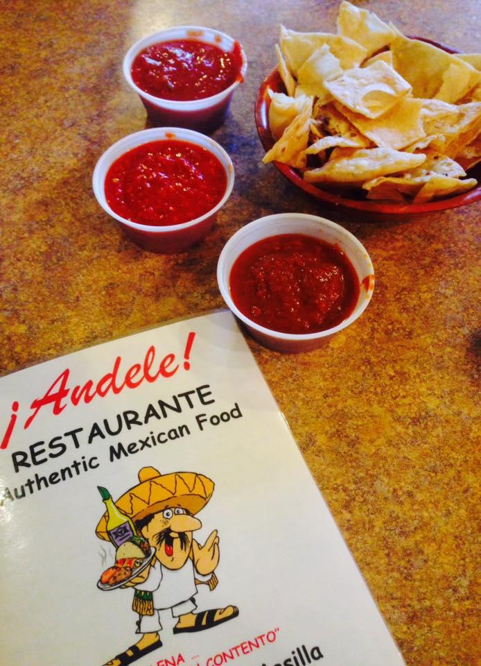 Andele's Salsa