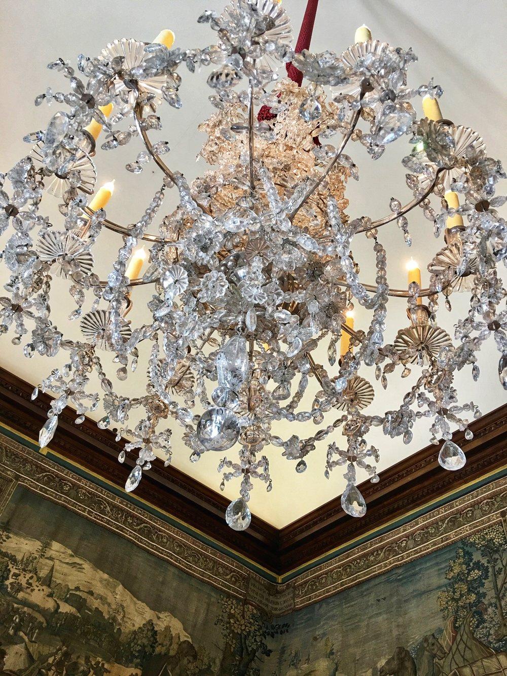 Hampton Court Chandelier