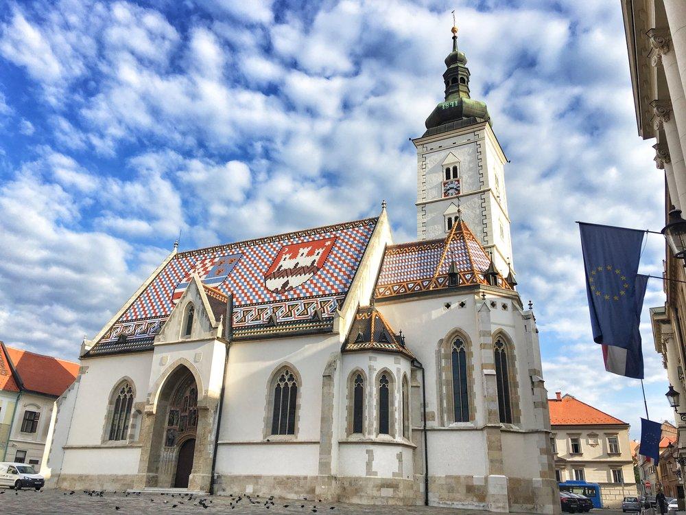 St. Marks Zagreb