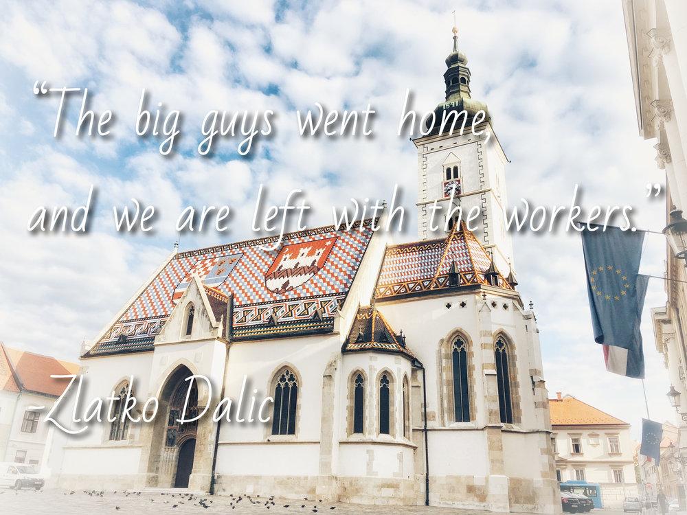 Zlatko Dalic Quote