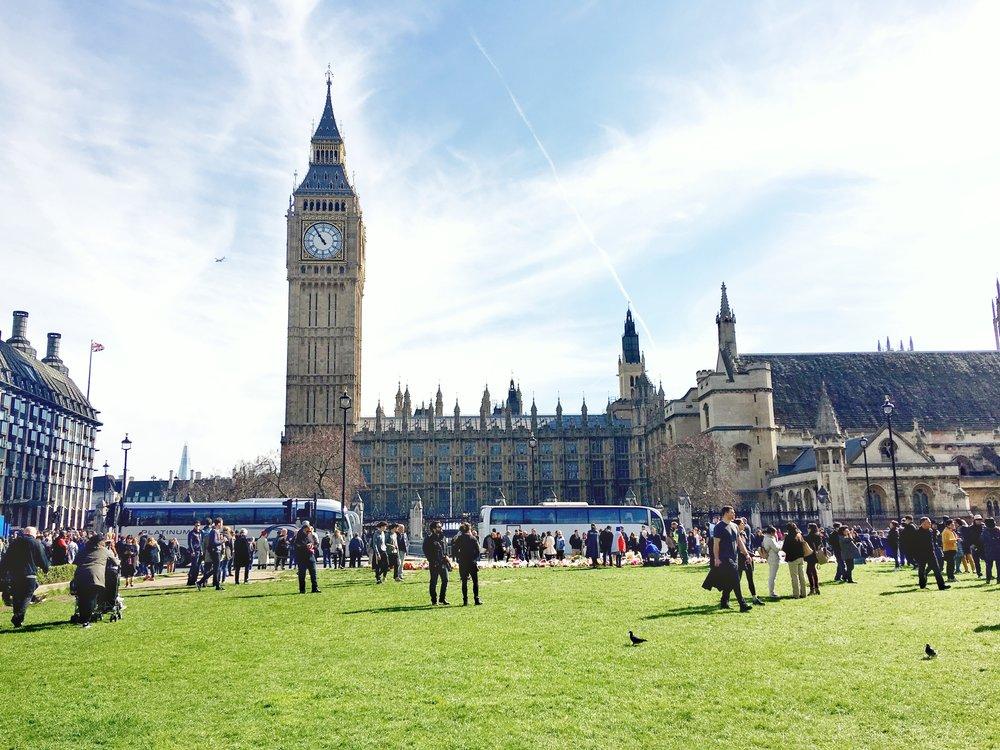 Parliament Memorial