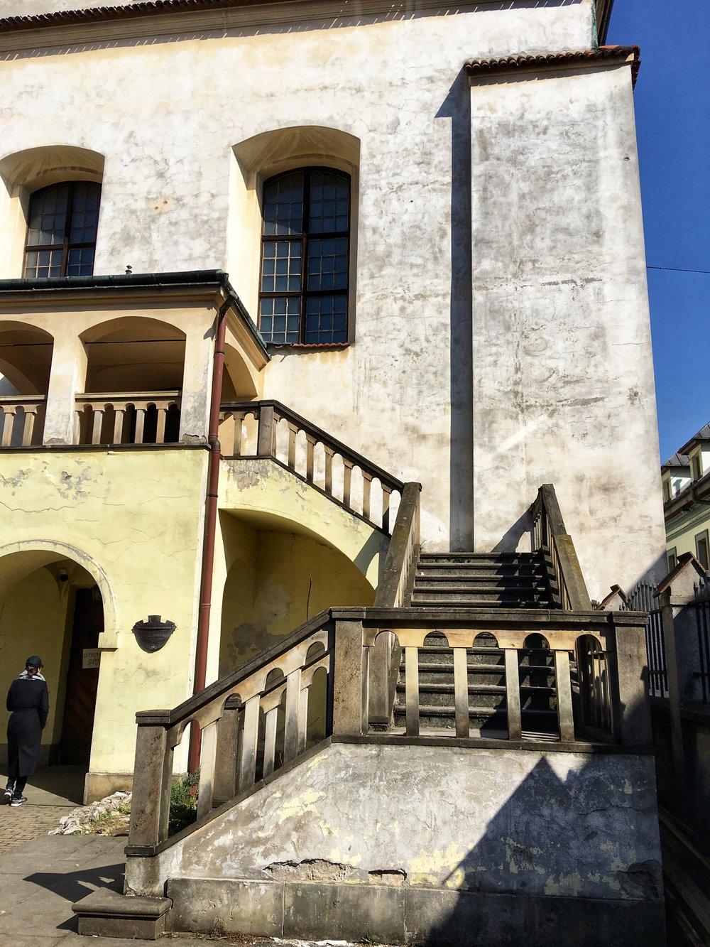 Isaak's Synagogue