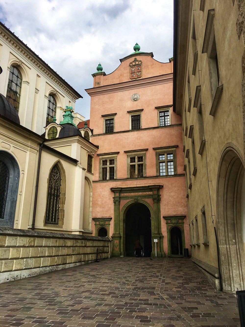 Wawel Passage