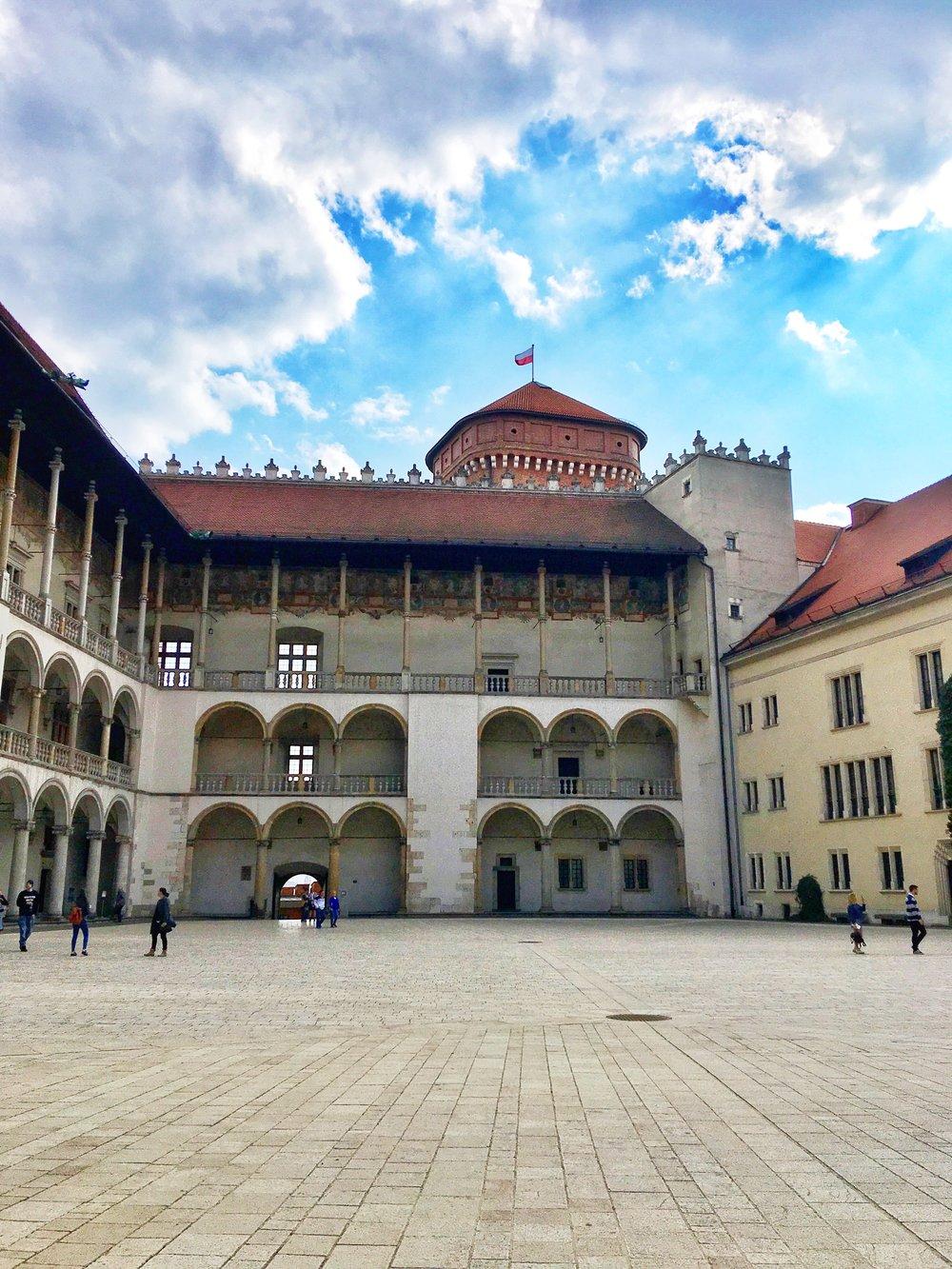 Wawel Court