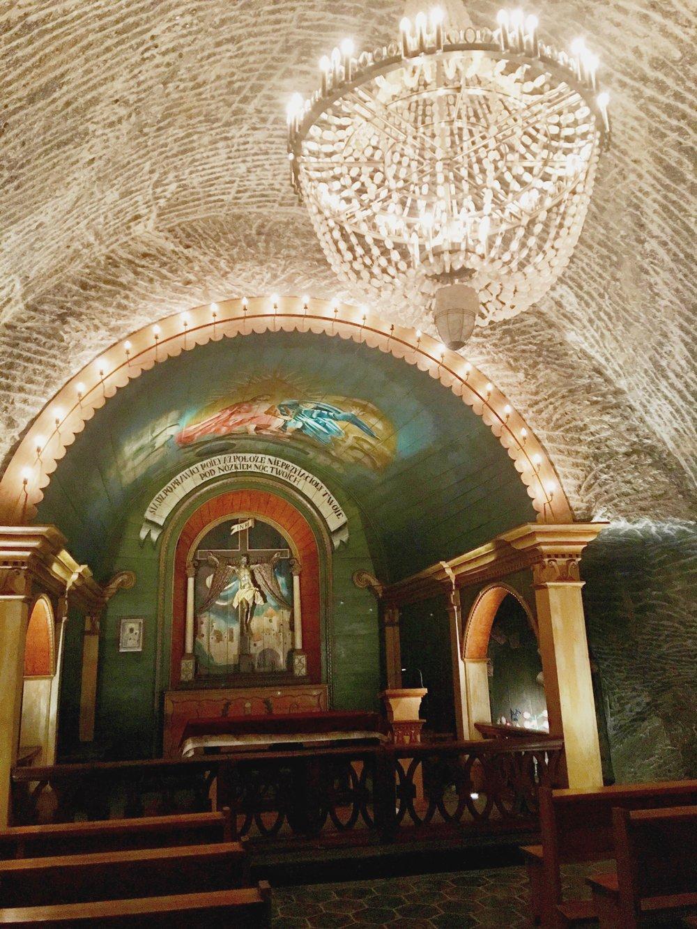 Wieliczka Chapel