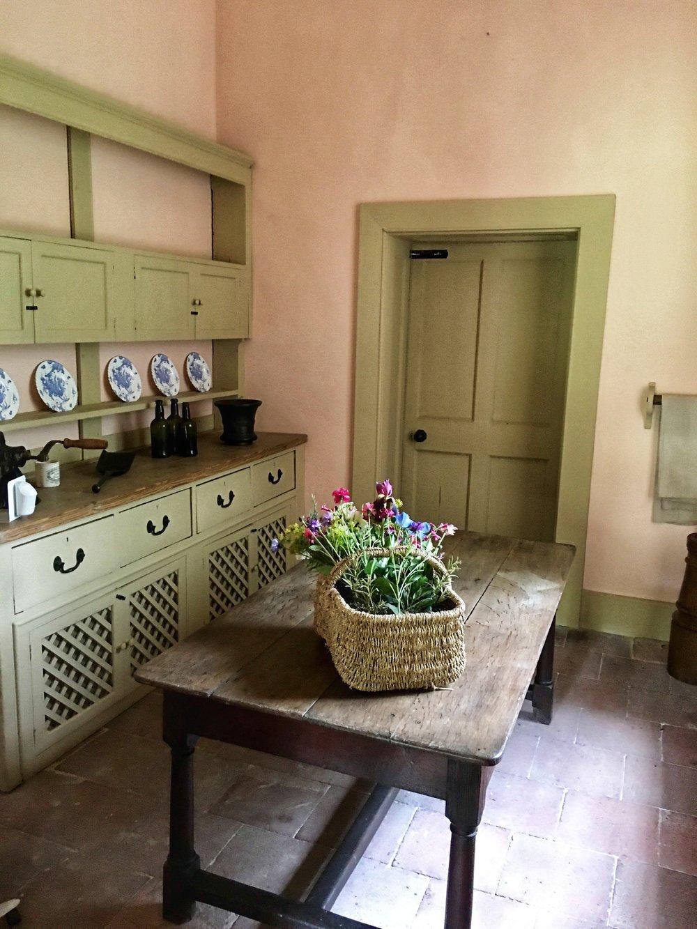 Kitchen Queen Charlotte's Cottage