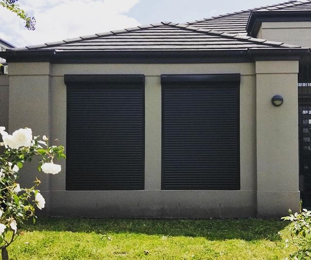 Shield's Roller Shutters are an effective deterrent against unwanted intruders.  Ensure your family is safe this summer by contacting our sales team today on 1300 857 534. • #shieldwf #rollershutters #rollershutter #securityshutters #renovation #sydney #aluminiumwindows #reno #builder #building #construction