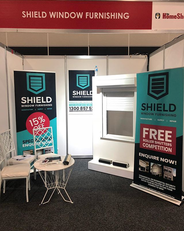 The Sydney Home Show is underway from today until Sunday at ICC in Darling Harbour. Be sure to come say hi to us in booth A13!