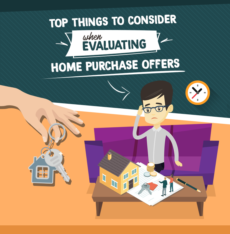 Top Things To Consider When Evaluating Home Purchase Offers