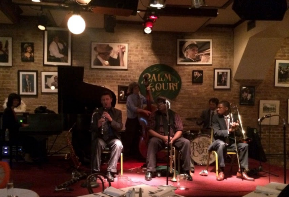 Palm Court Jazz Club