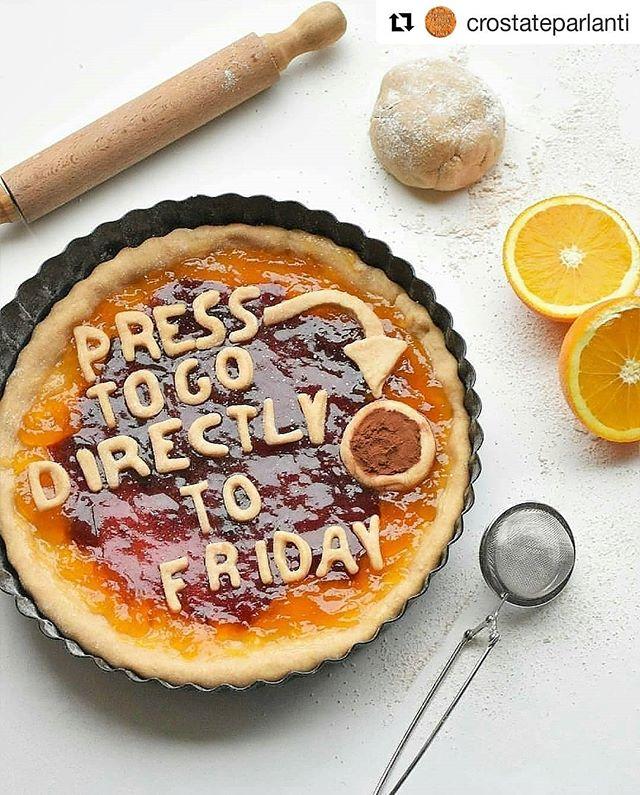 #Repost @crostateparlanti Oh, noooo! It's Monday again¡ 🇮🇹 È di nuovo LUNEDÌ! 😲  buongiorno! ☕😉 #crostata#crostatine#senzaburro#breakfast#italianfood#delicious#yummy#crostateparlanti#senzauova#monday#mondaymood#lunedi#colazionetime#breakfasttime#creativityinmybreakfast#dolcivisioni#dolcifattiincasa#dolciitaliani#pasticceria#merendaitaliana#deliciousfood#colazioneitaliana#cappuccino#onthetable#colazione#buongiorno#bontaitaliane