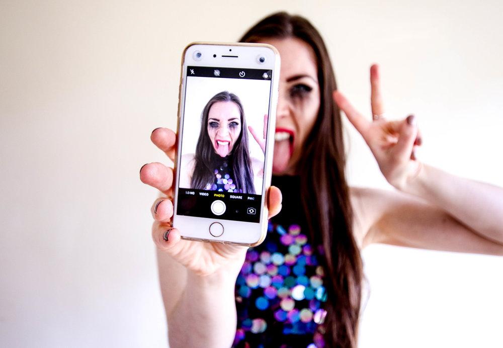Social Media Suicide -