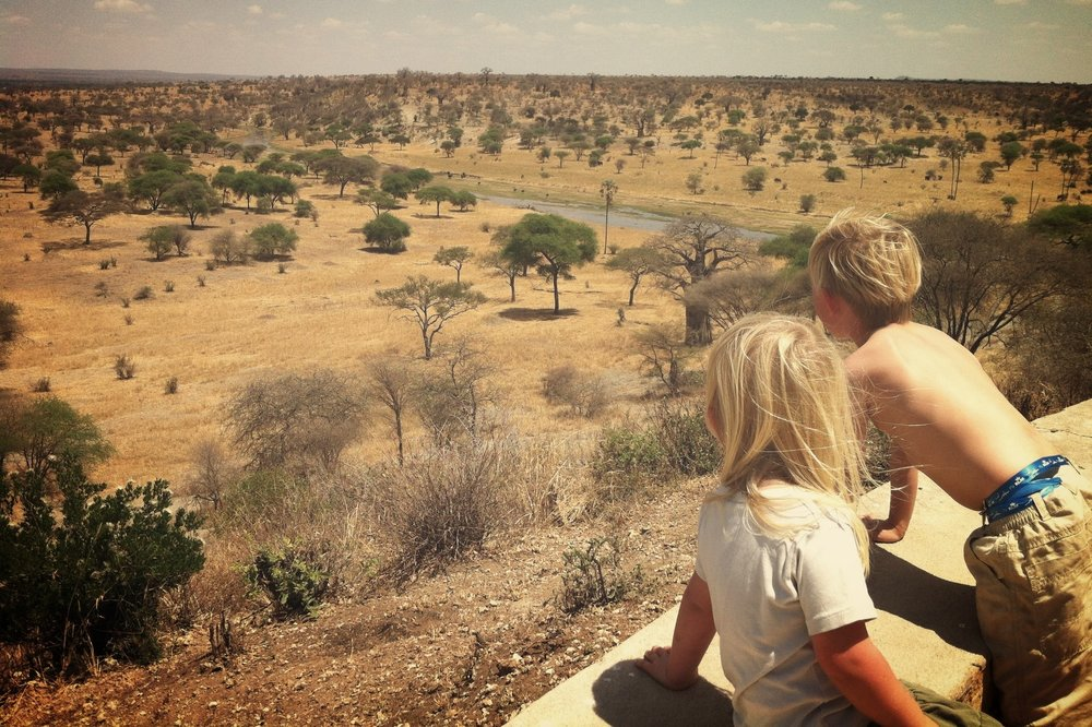 Tarangire National Park Tanzania -