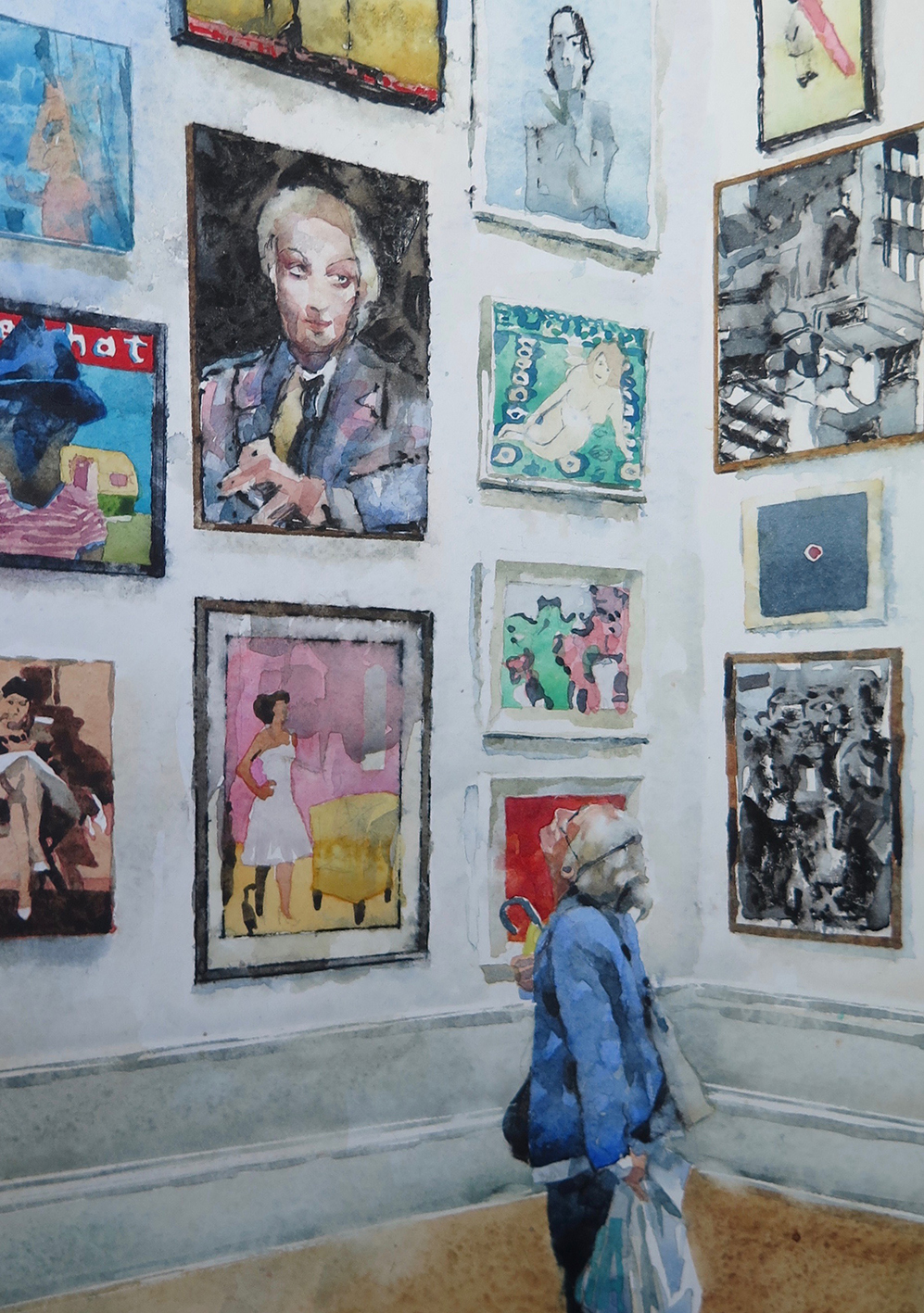 Pictures In An Exhibition