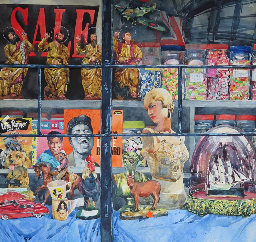 Sale of The Century: 80x80cm