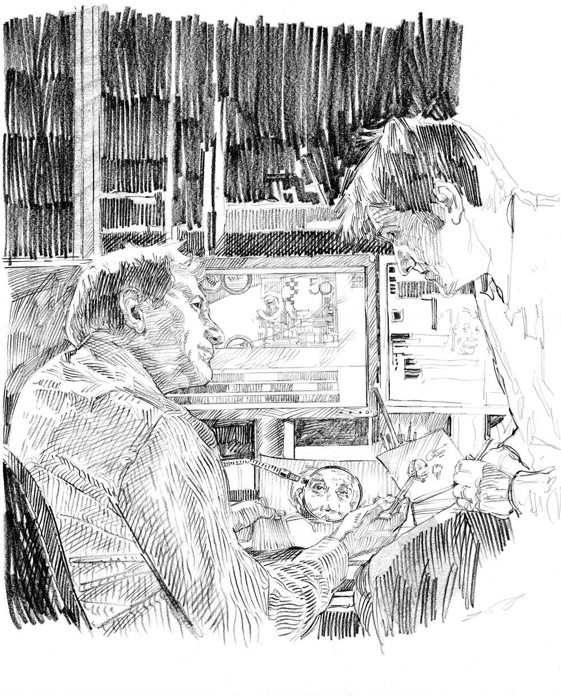 De La Rue, Illustration 1